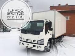 Isuzu NQR. 2011 год! -75 Термос Левый руль! 5ТОНН, 5 200 куб. см., 5 000 кг.