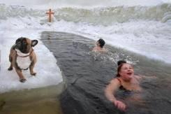 """Крещение Господне или Святое Богоявление 19 января! с """"Новым Веком""""!"""