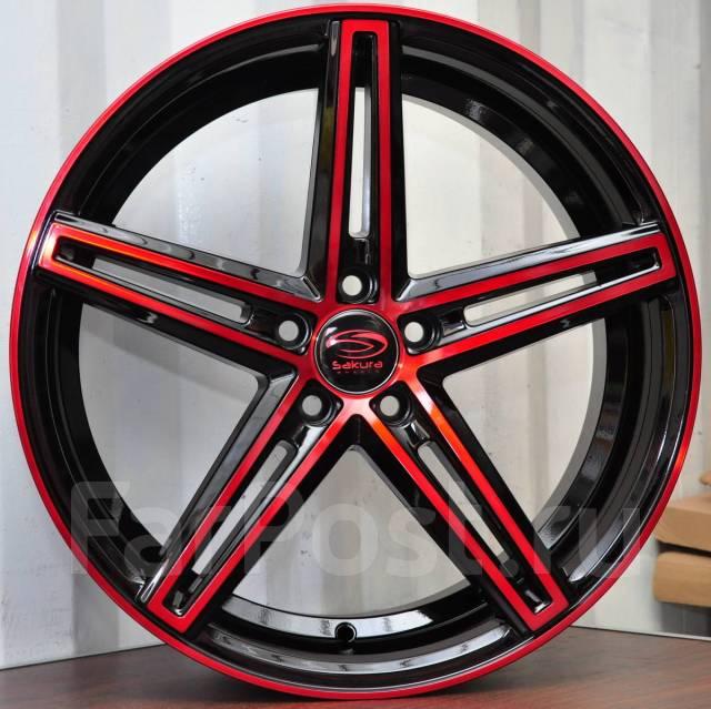 """Sakura Wheels. 8.0x18"""", 5x100.00, ET42"""