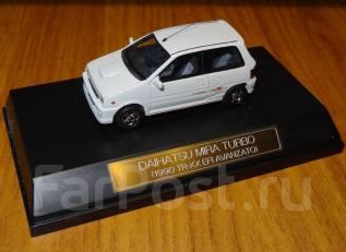 Модели автомобилей. Daihatsu Mira, L220S, L210S, L200S Daihatsu Mira TR-XX Двигатели: FEJL, EFHL, EFEL, EFJL, EFCL, FECL, FEHL