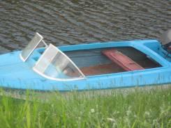 Ладога. Год: 1976 год, длина 4,50м., двигатель без двигателя, 40,00л.с.
