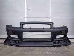 Бампер с диффузором Autoselect для R34 GT-R. Nissan GT-R Nissan Skyline, BNR34