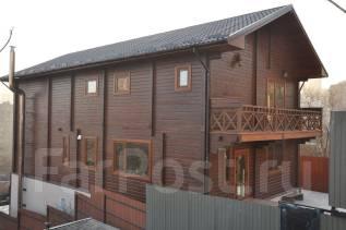 Строительство деревянных домов, коттеджей, бань, беседок под ключ.