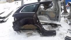 Крыло. Mazda CX-7