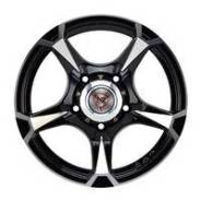 "NZ Wheels SH659. 8.0x16"", 5x139.70, ET0, ЦО 110,5 мм."
