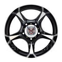 "NZ Wheels SH659. 8.0x16"", 5x139.70, ET0, ЦО 110,5мм."