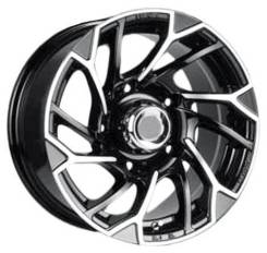 NZ Wheels SH660. 8.0x16, 5x139.70, ET0, ЦО 108,3 мм.