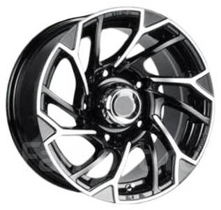 "NZ Wheels SH660. 8.0x16"", 5x139.70, ET0, ЦО 108,3мм."