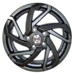 "NZ Wheels SH673. 6.5x16"", 5x114.30, ET40, ЦО 66,1мм."