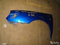 Крыло. Subaru Impreza, GD2