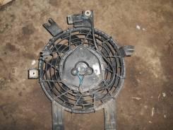 Вентилятор радиатора кондиционера. Toyota Land Cruiser Prado
