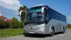 """Yutong. Автобус """"Ютонг"""" 35 мест, 6 700 куб. см., 35 мест"""