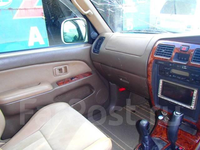 Toyota Hilux Surf. KZN185W, 1KZ