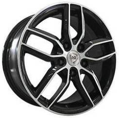 "NZ Wheels SH656. 7.0x17"", 5x114.30, ET45, ЦО 60,1 мм."