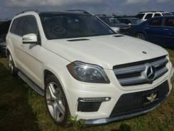 Mercedes-Benz GL-Class. X166, BITURBO