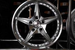 "NZ Wheels SH657. 7.0x17"", 5x114.30, ET35, ЦО 67,1 мм."