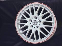 "NZ Wheels SH668. 7.0x17"", 5x114.30, ET45, ЦО 60,1мм."
