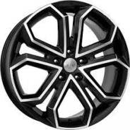 NZ Wheels F-15. 8.0x18, 5x112.00, ET39, ЦО 66,6 мм.