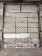Рулонные ворота для гаража, бокса 3,8 м. х 4 м.