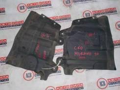 Защита двс пластик NISSAN MURANO