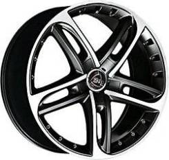 "NZ Wheels SH676. 7.0x18"", 5x114.30, ET50, ЦО 64,1 мм."