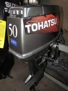 Tohatsu. 50,00л.с., 2-тактный, бензиновый, нога S (381 мм), Год: 2002 год
