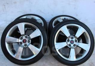 Колёса с шинами =Subaru STI= R18! Косметика Идеал! (№ 66561). 8.5x18 5x114.30 ET55