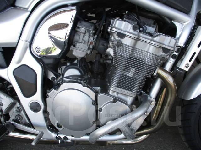 Suzuki GSF 750 Bandit. 750 куб. см., исправен, птс, без пробега