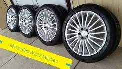 275-40-19/245-45-19 оригинал Mercedes W222 Майбах, разноширы в наличии. 8.5/9.5x19 5x112.00 ET36/43.5 ЦО 66,6мм.