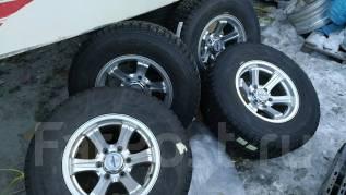 Продам колёса Terano /SURF/Prado/Pajero/Safari/Bighorn/и другие. 8.0x16 6x139.70 ET2 ЦО 108,0мм.