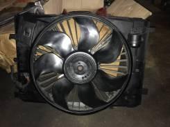 Вентилятор охлаждения радиатора. Mercedes-Benz CLK-Class, A207, C207 Mercedes-Benz E-Class, S212, W212, A207, C207 Mercedes-Benz CLS-Class, C218, X218...