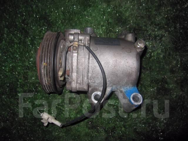 Компрессор кондиционера. Subaru Stella, RN1, RN2 Subaru R2, RC2, RC1 Subaru R1, RJ2, RJ1 Двигатели: EN07D, EN07E