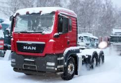 MAN TGS. 33.440 6X4 Грузовой тягач седельный МАН 2014г, 10 518 куб. см., 23 500 кг.