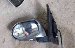 Зеркало заднего вида боковое. Nissan Note, E11, E11E