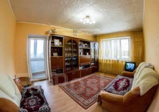 3-комнатная, улица Толстого 42. Толстого (Буссе), проверенное агентство, 55 кв.м.