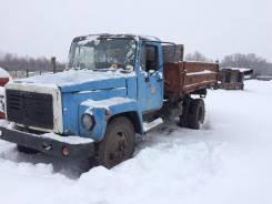ГАЗ 3307. Газ 3307, 4 200 куб. см., 3 500 кг.