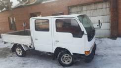 Nissan Atlas. Продам двухкабинник 4wd 1994 категория B, 2 700 куб. см., 2 000 кг.