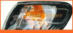 Габарит TOYOTA COROLLA 97-02 черный хрусталь SAT / ST21215D8BL