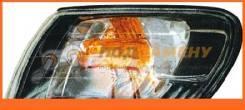 Габарит TOYOTA COROLLA 97-02 черный хрусталь SAT / ST21215D8BR