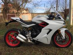 Ducati Supersport. 1 000 куб. см., исправен, без птс, без пробега. Под заказ