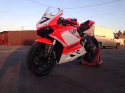 Ducati Superbike 1199 Panigale. 1 199 куб. см., исправен, без птс, с пробегом. Под заказ