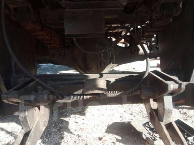 Hino Profia. HINO Profia 4WD шасси, 17 000куб. см., 10 000кг., 4x4