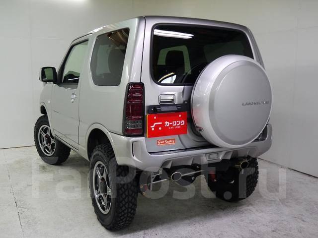 Suzuki Jimny. автомат, 4wd, 0.7, бензин, 28 000тыс. км, б/п. Под заказ