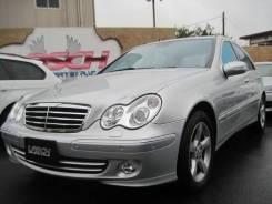 Mercedes-Benz C-Class. автомат, задний, 1.8, бензин, 40 000тыс. км, б/п. Под заказ
