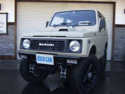 Suzuki Jimny. механика, 4wd, 0.7, бензин, 79 365тыс. км, б/п, нет птс. Под заказ