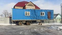 Камаз ГКБ. Продам дом на колесах, 35 000 кг.