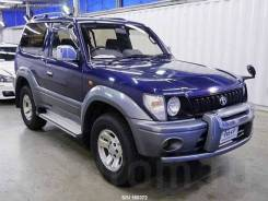 Toyota Land Cruiser Prado. автомат, 4wd, 2.4, бензин, б/п, нет птс. Под заказ