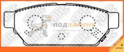Колодки тормозные дисковые NIBK / PN3314.