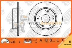 Тормозной диск NIBK / RN1203.