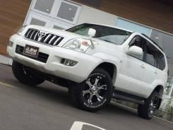 Toyota Land Cruiser Prado. автомат, 4wd, 4.0, бензин, б/п, нет птс. Под заказ